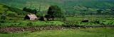 Countryside Scene Connemara County Galway Ireland Fotografická reprodukce