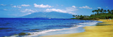 Surf on the Beach, Kapalua Beach, Maui, Hawaii, USA Photographic Print