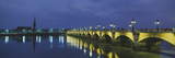 Pierre Bridge Bordeaux France Photographic Print