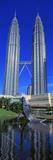 Petronas Towers Kuala Lumpur Malaysia Photographic Print