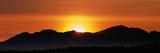 Sunrise Daisetsuzan National Park Hokkaido Japan Photographic Print
