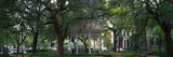 Whitefield Square Historic District Savannah Ga Photographic Print