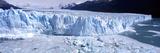 Glacier, Moreno Glacier, Argentine Glaciers National Park, Santa Cruz, Patagonia, Argentina Photographic Print