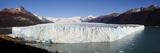Glaciers with Mountain Range in the Background, Moreno Glacier Photographic Print