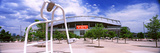 Clouds over a Stadium, Sports Authority Field at Mile High, Denver, Denver County, Colorado, USA Photographic Print