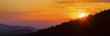 Sunset at Clingmans Dome, Great Smoky Mountains National Park, Tennessee, USA Photographic Print