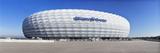 Soccer Stadium, Allianz Arena, Munich, Bavaria, Germany Photographic Print