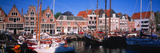 Old Zuiderzee Port of Horn Noord Netherlands Photographic Print
