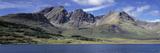 Hills, Cuillins, Loch Slapin, Isle of Skye, Scotland Photographic Print