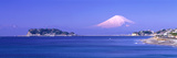 Mt Fuji Kanagawa Japan Fotografická reprodukce