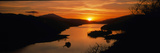 Lake Tummel Highlands Scotland Photographic Print