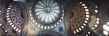 Interiors of a Mosque, Blue Mosque, Istanbul, Turkey Photographic Print