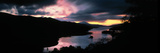 Lake Tummel Tayside Scotland Photographic Print