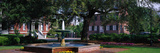 Columbia Square Historic District Savannah Ga USA Photographic Print