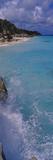 Waves Breaking on Rocks, Bermuda Photographic Print