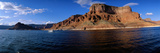 Houseboating on Lake Powell Ut Photographic Print