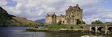 Eilean Donan Castle, Dornie, Ross-Shire, Highlands Region, Scotland Fotografisk tryk
