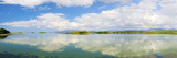 Reflection of Clouds on Water, Westport Bay, Quay, County Mayo, Ireland Photographic Print