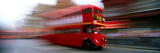 Double Decker Bus London England Photographic Print