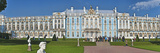 Facade of Catherine Palace, Tsarskoye Selo, St. Petersburg, Russia Photographic Print