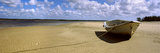 Fishing Boat on the Beach, Mozambique Photographic Print