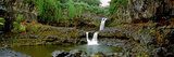 Waterfall in a Forest, Seven Sacred Pools, Hana Coast, Maui, Maui County, Hawaii, USA Photographic Print