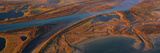 Rapa River Delta Laponia World Heritage Area Sarek National Park Sweden - Fotografik Baskı
