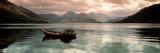 Lake Duich Highlands Scotland Fotografická reprodukce
