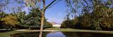 Park at Kurfurstliches Palais, Konstantinbasilika, Trier, Rhineland-Palatinate, Germany Photographic Print