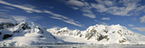 Mountains and Glaciers, Paradise Bay, Antarctic Peninsula Photographic Print