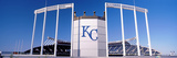 Baseball Stadium, Kauffman Stadium, Kansas City, Missouri, USA Photographic Print