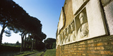 Tomb at Via Appia Antica, Rome, Lazio, Italy Photographic Print