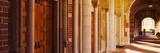 Corridor of Royce Hall, University of California, Los Angeles, California, USA Photographic Print