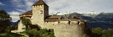 The Castle in Vaduz Lichtenstein Photographic Print