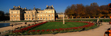 Luxembourg Garden Paris France Photographic Print