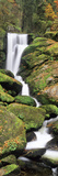 Waterfall in Autumn, Triberg Im Schwarzwald, Black Forest, Baden-Wurttemberg, Germany Photographic Print