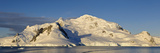Snowcapped Mountain, Andvord Bay, Antarctic Peninsula Photographic Print