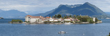 Isola Bella Seen from Ferry, Borromean Islands, Lake Maggiore, Piedmont, Italy Photographic Print
