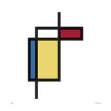 Daily Geometry 187 Giclee Print by Tilman Zitzmann