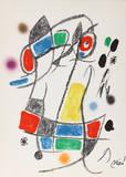 Joan Miró - Maravillas con Variaciones Acrosticas en el jardin de Miro (Number 3) Prémiové edice