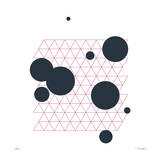 Daily Geometry 224 Giclee Print by Tilman Zitzmann