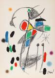 Maravillas con Variaciones Acrosticas en el jardin de Miro (Number 20) Collectable Print by Joan Miró