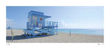 Haulover Beach Lifeguard 1 Giclee Print by John Gynell