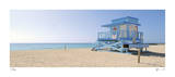 Haulover Beach Lifeguard 2 Giclee Print by John Gynell