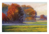 Autumn First Light Giclee Print by Amanda Houston