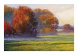 Autumn First Light Giclee Print by Amanda Houston