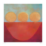 Bright House 3 Giclee Print by Katharine McGuinness