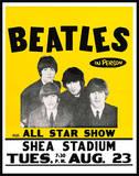 The Beatles - Shea Stadium Tin Sign Tin Sign