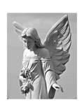 Beautiful Angel Print by Jane Neville