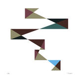 Daily Geometry 202 Giclee Print by Tilman Zitzmann